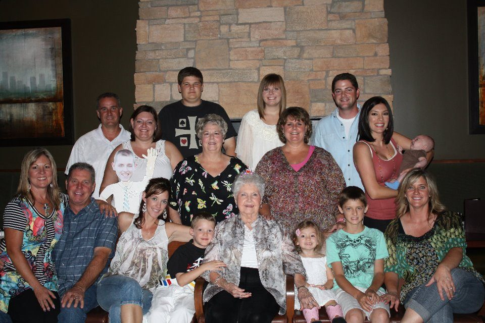 Nana's 85th Birthday